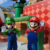 A Month After Opening, Super Nintendo World Closes Temporarily