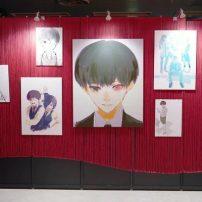 Tokyo Ghoul Mangaka Sui Ishida Gets Art Exhibition in Tokyo