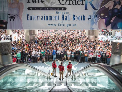 Anime Expo Will Be Virtual This Summer