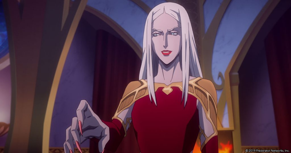Why the Council of Sisters Are the Breakout Stars of Castlevania Season 3