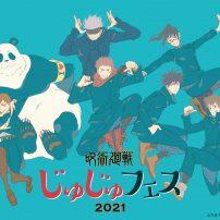JUJUTSU KAISEN Anime Reveals Plans for JujuFes 2021 Event