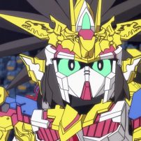 SD Gundam World Heroes Anime Previewed in Subbed Trailer