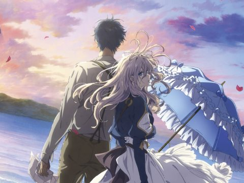 Violet Evergarden the Movie to Screen in U.S. Theaters on March 30