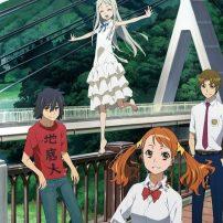 Anohana Gets 10th Anniversary Screening at Tokyo Anime Award Festival