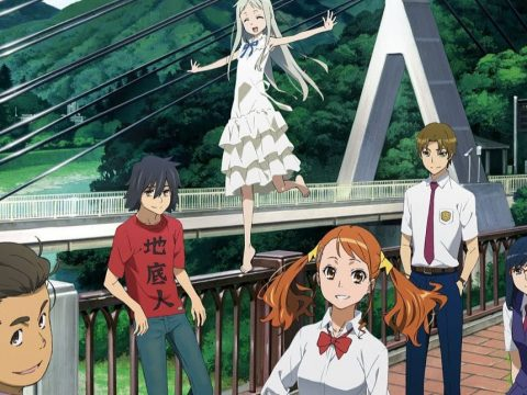 Anohana Gets 10th Anniversary Screening at Tokyo Anime Award Festival