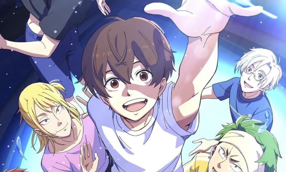 Bakuten!! Anime Adds Ayane Sakura to the Rhythmic Gymnastics Fun