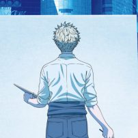 Blue Period Anime Adaptation Shares Appropriately Blue Key Visual