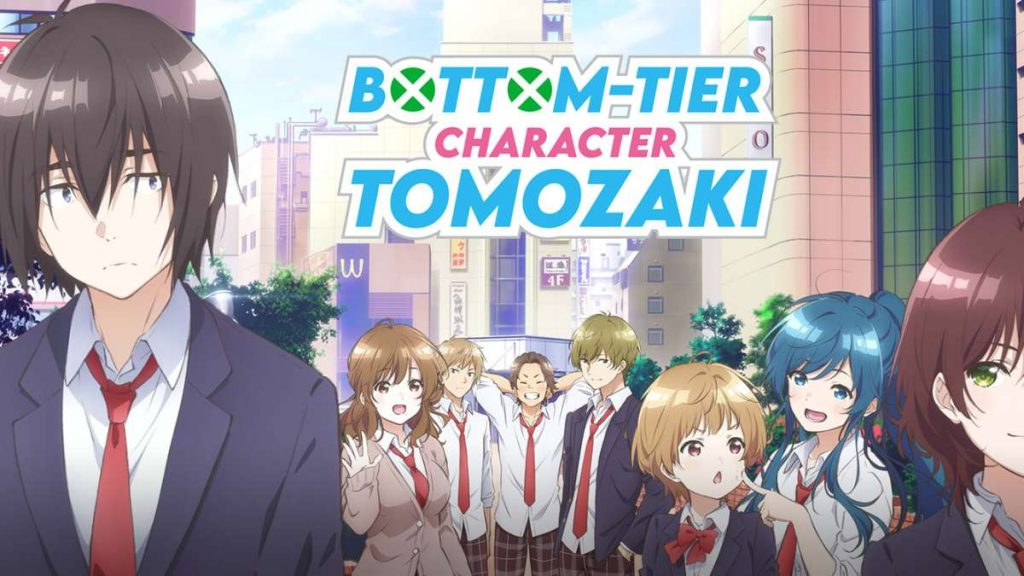 Funimation Reveals Dub Cast and Crew of Bottom-tier Character Tomozaki