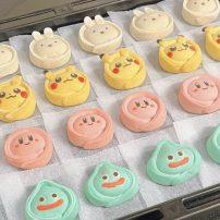 Watch How to Make Pikachu and Kirby Dumplings