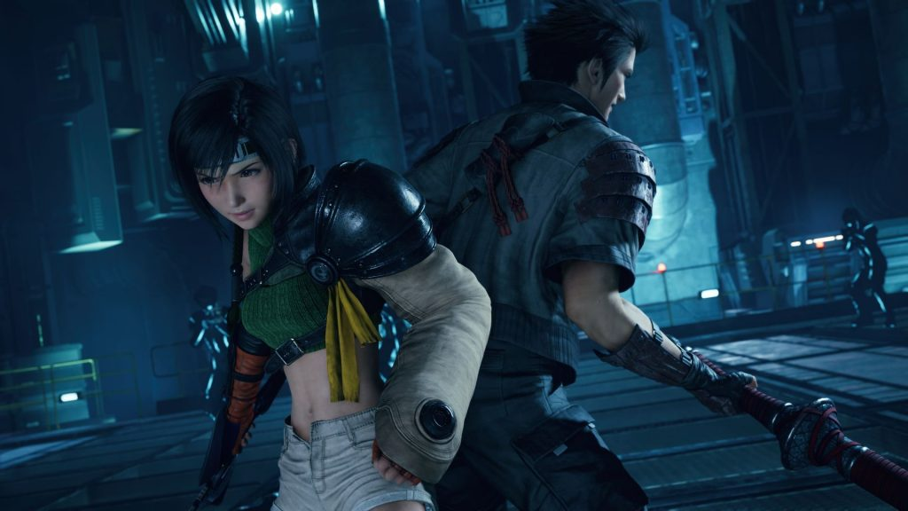 Final Fantasy VII Remake Intergrade Shows Off Updated PS5 Features