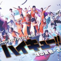 Sample Haikyu!! Stage Play's Final Show in Dress Rehearsal Video