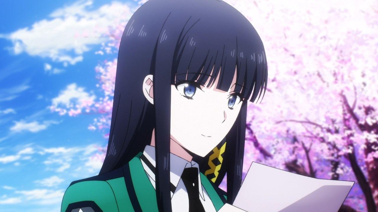 magic high school anime