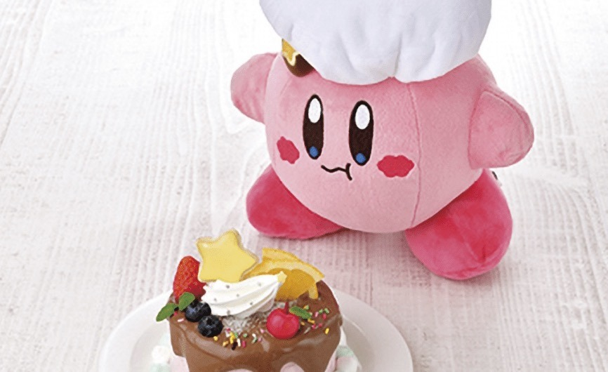 Japanese Fans Can Celebrate Kirby's B-Day By Eating His Cake