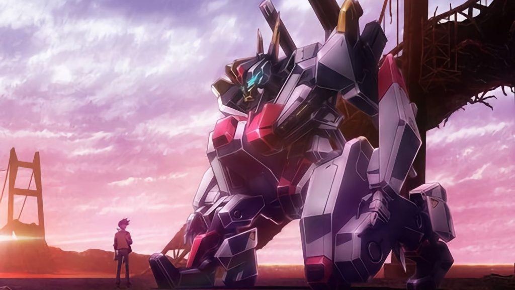 Sunrise Reveals New Original Robot Anime Kyoukai Senki