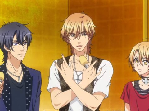 Love Stage!! Getting Live-Action Series in Thailand