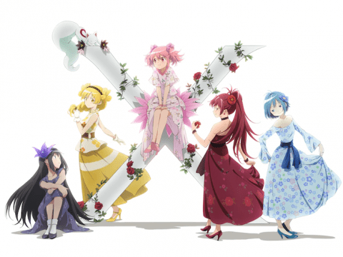 Madoka Magica 10th Anniversary Event Planned for April 25