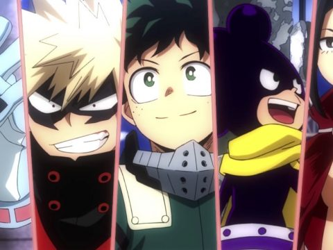 My Hero Academia Season 5 Trailer Previews New Opening Theme