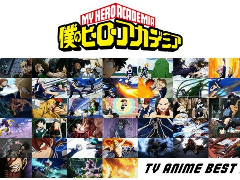 "My Hero Academia to Have Poll for ""Best Bout"""