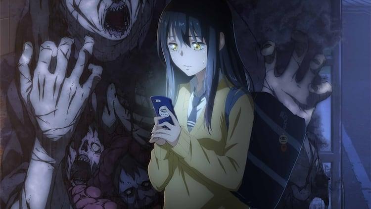 Horror Comedy Manga Mieruko-chan Grabs TV Anime