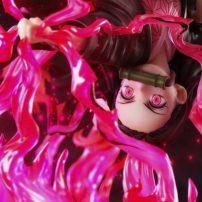 Nezuko's Blood Demon Art is on Display in Amazing Demon Slayer Figure