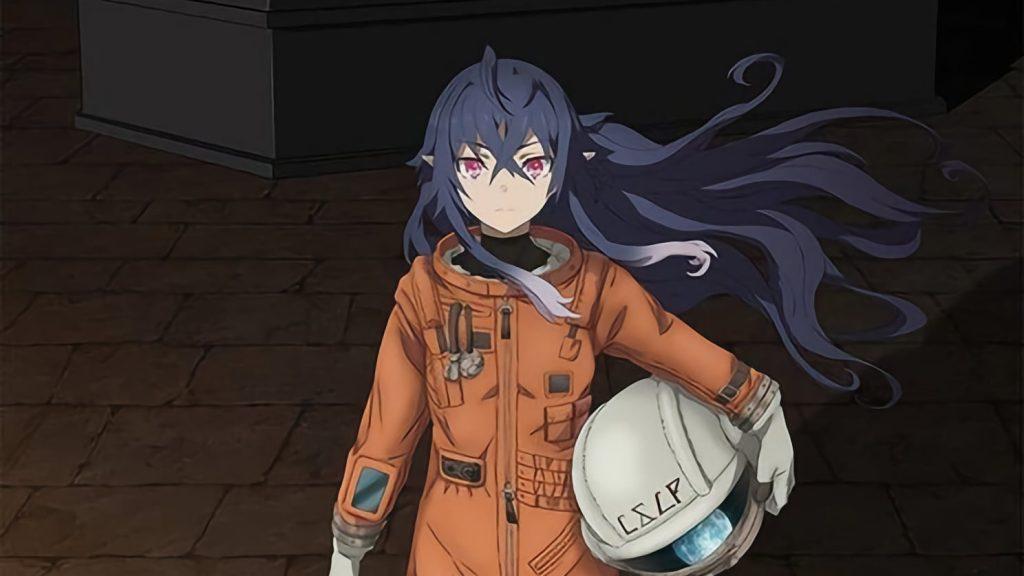 Vampire Cosmonaut Light Novels Get TV Anime