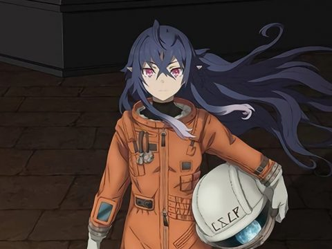 Vampire Cosmonaut Light Novels Get TV Anime Series