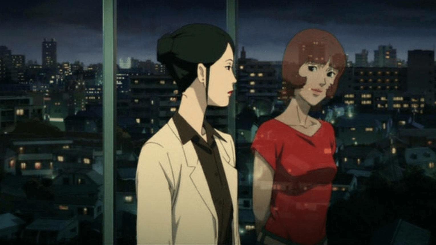 Paprika and Dr. Atsuko Chiba