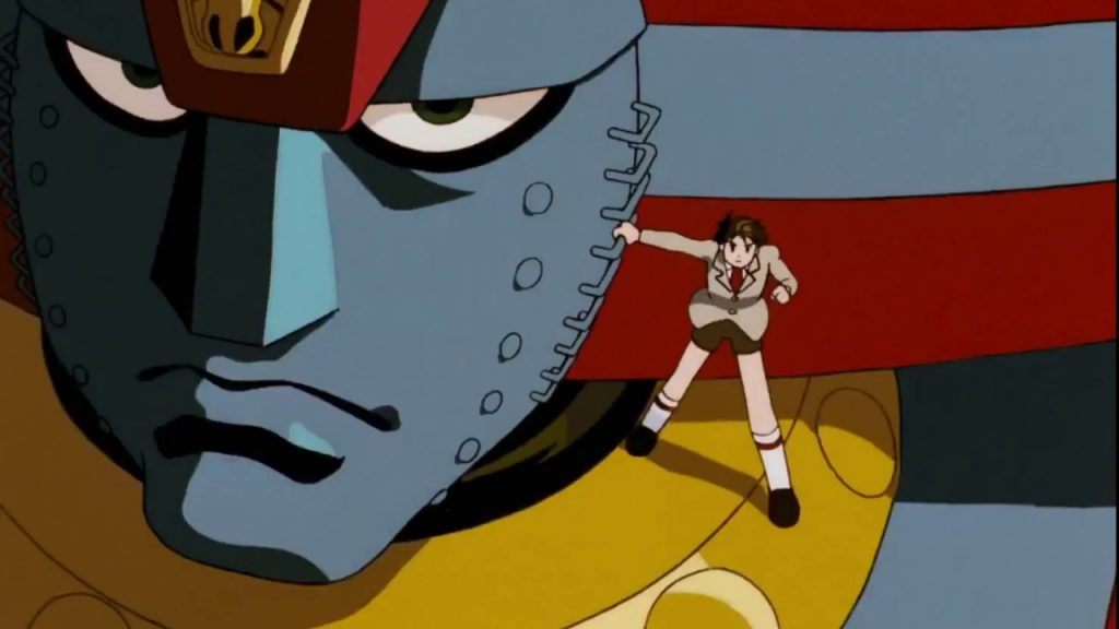 Some Awkward Ways Anime Heroes Have Piloted Their Giant Robot