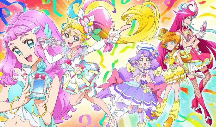 Tropical Rouge PreCure brings the energy we need in 2021