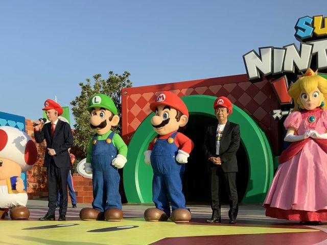 Super Nintendo World Is Finally, Officially Open!