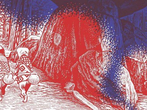 Shigeru Mizuki's Tono Monogatari Is Beautifully Illustrated Folklore