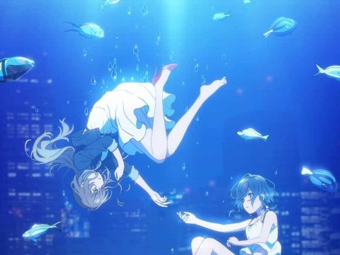 Aquatope of White Sand Releases Trailer Ahead of Summer Debut