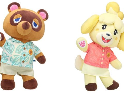 Animal Crossing Build-A-Bears Have Already Sold Out