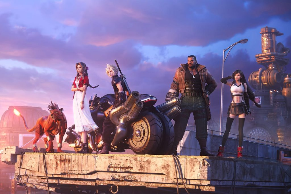 Final Fantasy VII Remake is DICE Awards' RPG of the Year