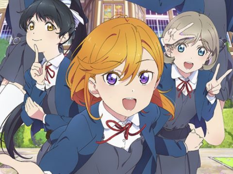 Love Live! Superstar!! Anime Reveals Spirited New Visual