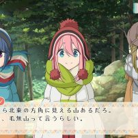 Laid-Back Camp Game Gets Console Launch Date in Japan