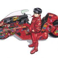 New York City Gallery Holds Katsuhiro Otomo Tribute Exhibition