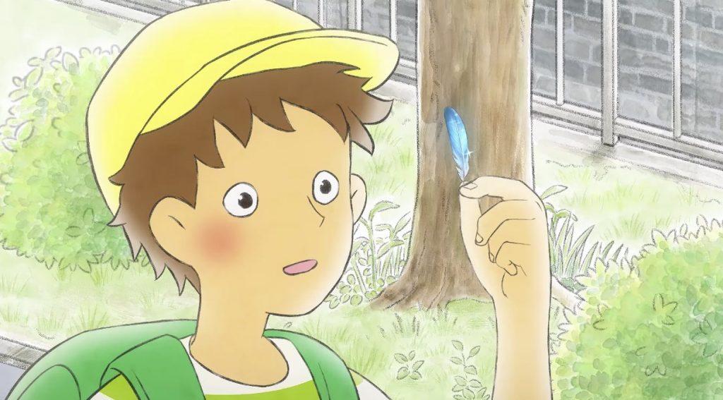 Aoi Hane Mitsuketa! Anime Short Shows Off New Previews