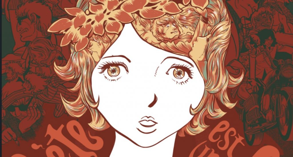 Tezuka's Barbara Getting New Chapter Thanks to Go Nagai