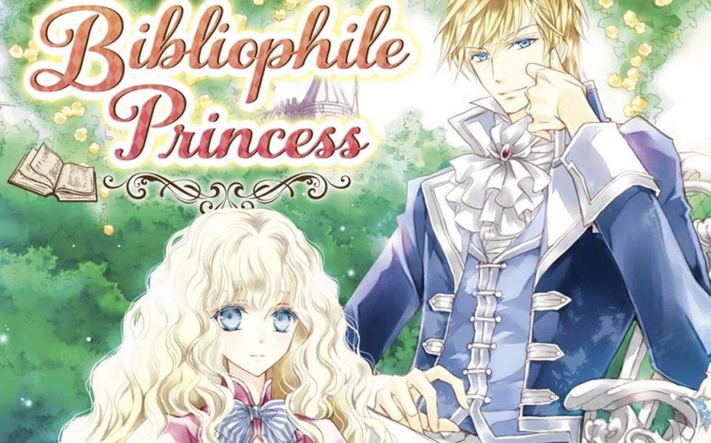 Bibliophile Princess Is Escapist Fantasy Reading For Bookworms
