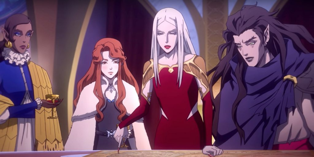 Castlevania Season 4 Will Bring the Animated Series to an End