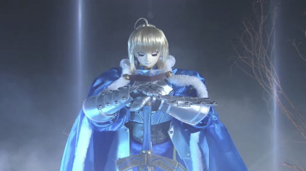 Fate/Grand Order Goes Puppet Style in April Fools' Thunderbolt Fantasy Crossover
