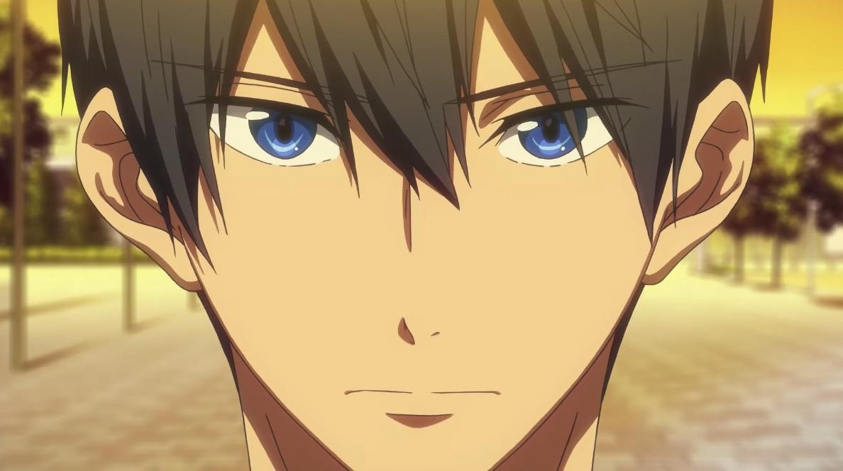 free! anime film
