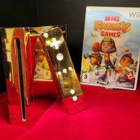 Queen Elizabeth II's Golden Wii Now Up for Sale for $300,000