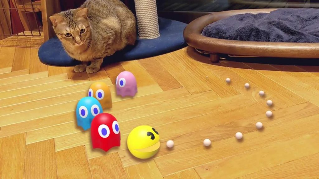 Google Japan Offers Pac-Man, Hello Kitty, Ultraman and More in Augmented Reality