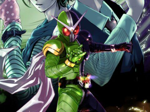 Kamen Rider W Sequel Manga Gets Anime Adaptation