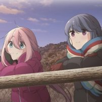 Laid-Back Camp Anime Film Cozies Up to Theaters in 2022