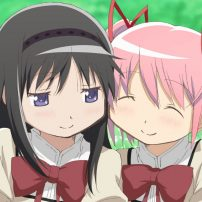 Three Madoka Magica Soundtracks Now Available from Milan Records