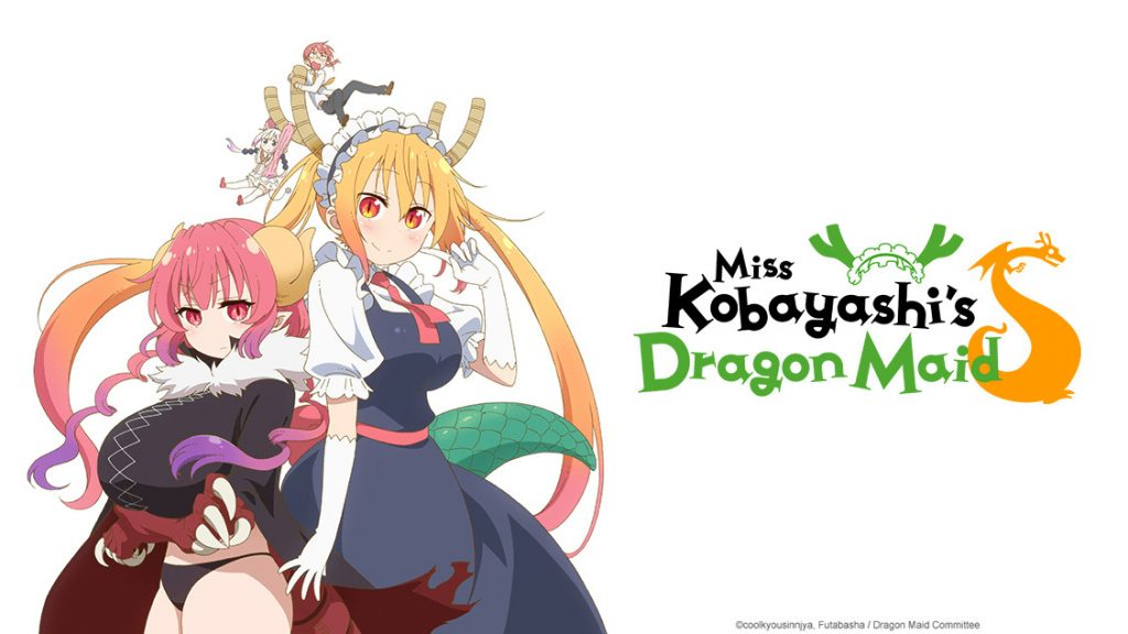 Miss Kobayashi's Dragon Maid S Short Animation Series Now on Crunchyroll