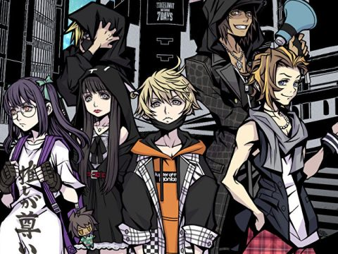 NEO: The World Ends with You Trailer Announces Summer Release Date